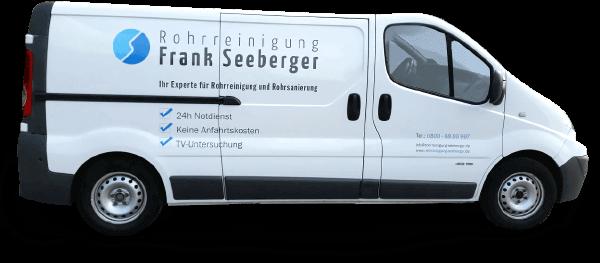 Rohrreinigung Frank Seeberger Auto
